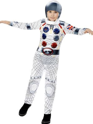 Boys Fancy Dress | Spaceman or Astronaut Costume
